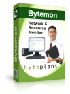 Bytemon Network Monitor - network and resource performance monitoring